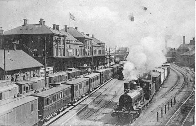 historie industrialiseringen i danmark