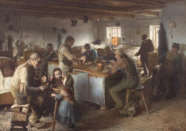 Museum Lolland Falster  fattiggaard